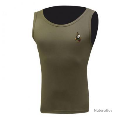 785e77cd99bc5 Taille M - Debardeur Vert Legion Etrangere Brode - Tee-shirts et ...