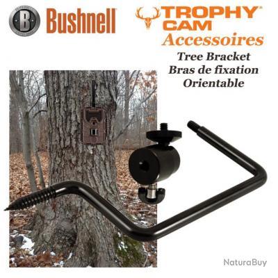 bushnell trophy cam tree bracket support orientable visser dans un arbre pour cam ra. Black Bedroom Furniture Sets. Home Design Ideas