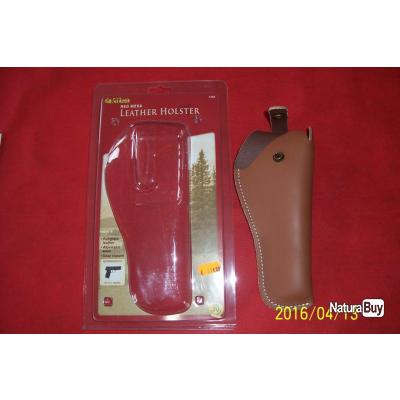 Allen,leather holster, article neuf,
