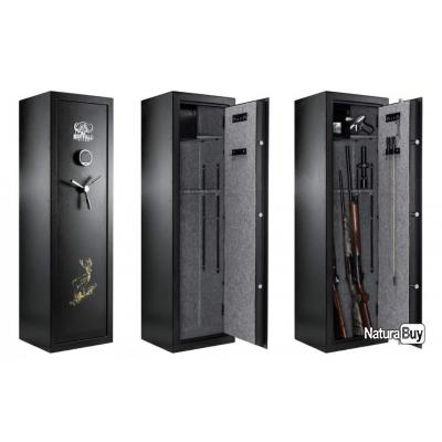 coffre fort armoire fusils buffalo river premium 10 armes. Black Bedroom Furniture Sets. Home Design Ideas