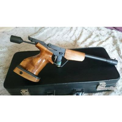 pistolet tau 7 co2 pistolets de tir sportif air. Black Bedroom Furniture Sets. Home Design Ideas