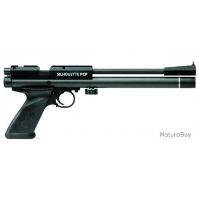 Pistolet Crosman 1701P Silhouette PCP Calibre 4.5 MM