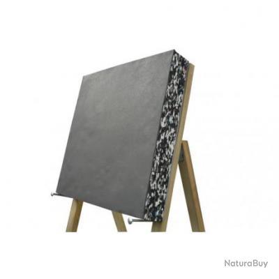 cible mousse haute densit 80 x 80 x 12 cm carre cibles. Black Bedroom Furniture Sets. Home Design Ideas