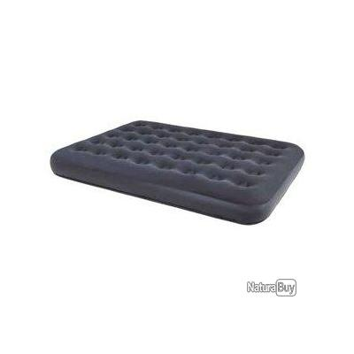 matelas gonflable 2 places personnes d 39 appoint camping 191x137cm promotion tapis et matelas. Black Bedroom Furniture Sets. Home Design Ideas
