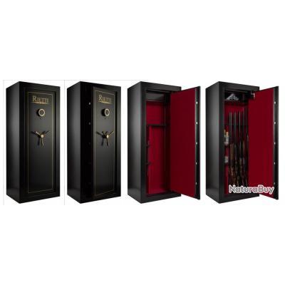 coffre armoire fusils rietti 18 armes digital nouveaut et port offert coffres forts et. Black Bedroom Furniture Sets. Home Design Ideas