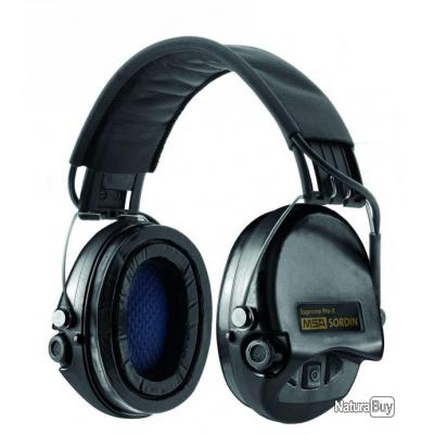 casque audio amplifi msa supreme pro x casques anti. Black Bedroom Furniture Sets. Home Design Ideas