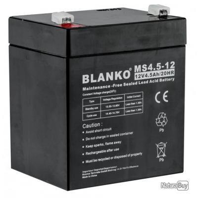 Batterie rechargeable MS 4,5-12 12V