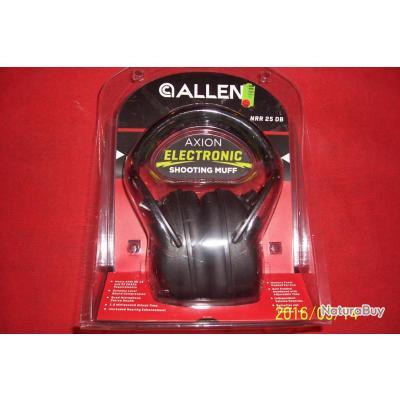 Allen, casque  électronique, noir,N°60