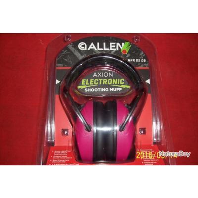 Allen, casque  électronique, VIOLET,N°61