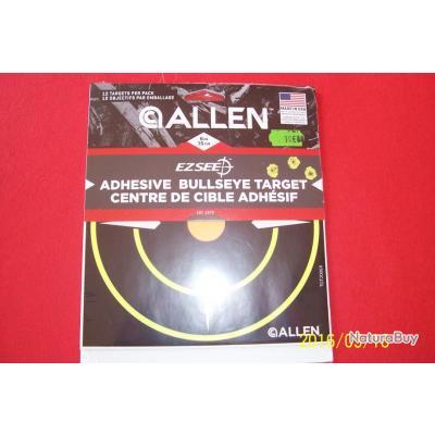 Allen, N°6,  12 cibles adhesives