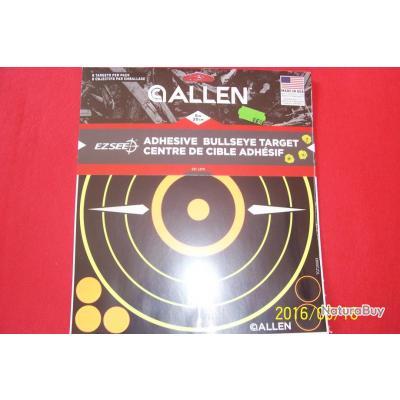 Allen, N°7,  6 cibles adhesives