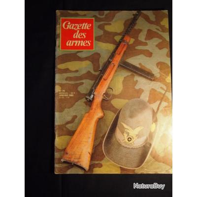 gazette armes n° 78 (voir sommaire dans le texte de l'annonce) bis