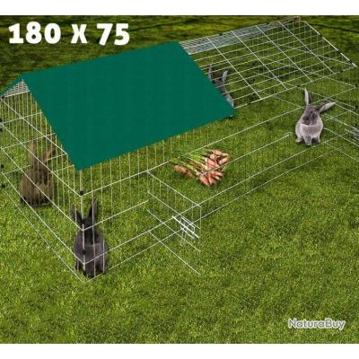 enclos rongeur enclos lapin poule caille volaille neuf. Black Bedroom Furniture Sets. Home Design Ideas