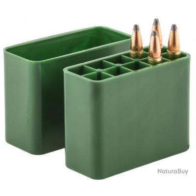 Boite Mégaline de rangement 10 munitions 308 Win au 9.3x74
