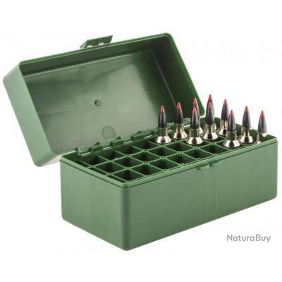 Boite Mégaline de rangement 36 munitions Short Magnum