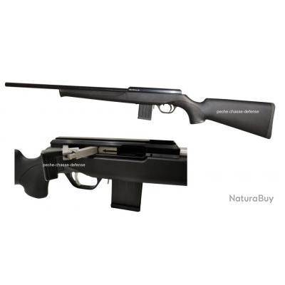 Carabine à Armement Linéaire ISSC SPA Synthétique Calibre 22lr Magnum