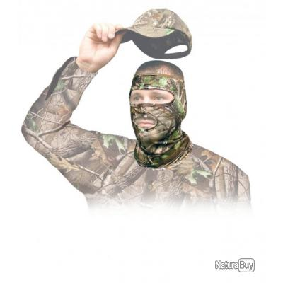 MASQUE 3/4 PRIMOS STRETCH FIT MOSSY OAK NEW BREAK-UP