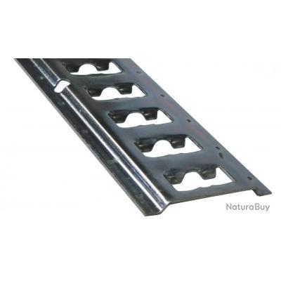 rail de fixation en acier plat rond mw tools barail3mpr. Black Bedroom Furniture Sets. Home Design Ideas