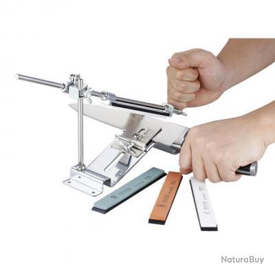 Aiguiseur de couteaux aff teur cuisine aiguiser syst me for Aiguiser couteau cuisine