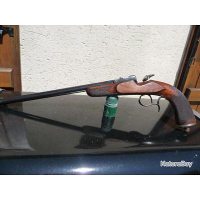Pistolet de salon syst me warnant cal 6mm pistolets for Pistolet de salon