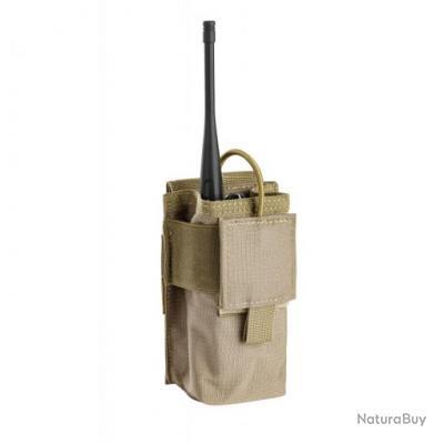 Porte radio talkie alan 450 coyote tan sacoche pochette 3331178 - Ouvrir une porte avec une radio ...