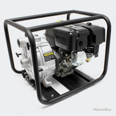 """LIFAN motopompe à essence eaux sales 36m³/h 4.8kW (6.5CV) 50mm (2"""")"""