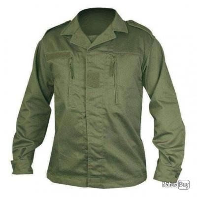 Veste de treillis F2 Army NB Vert Olive