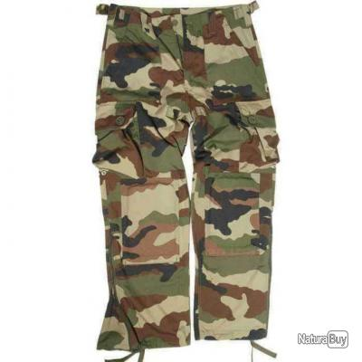 Pantalon treillis Commando Mil Tec Centre Europe