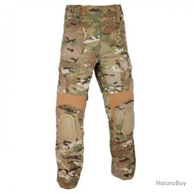 Pantalon treillis Ecu 2 Avec Renforts Bulldog Tactical MTC Multi Terrain L (89 - 99 cm)