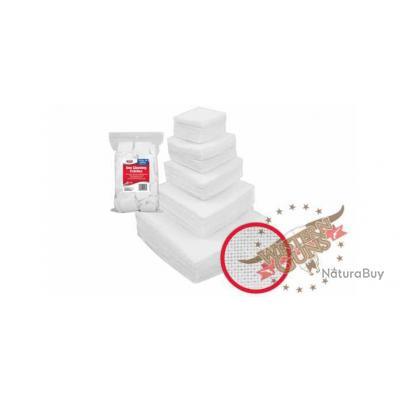 1000 Patch de nettoyage carré du cal. 22 au 25