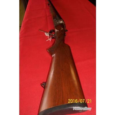 Fusil juxtaposé Eibar
