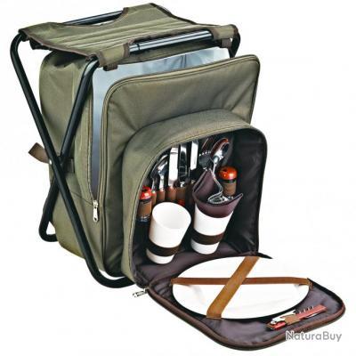 vtk outdoor sac dos pique nique avec si ge isotherme. Black Bedroom Furniture Sets. Home Design Ideas