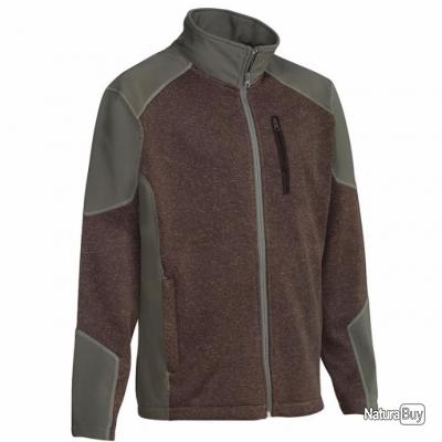 Blouson Softshell + micro-polaire Verney-carron Clery - TAILLE L