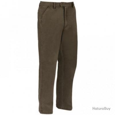 Pantalon de chasse confortable et résistant Club Interchasse LEOPOLD - TAILLE 44