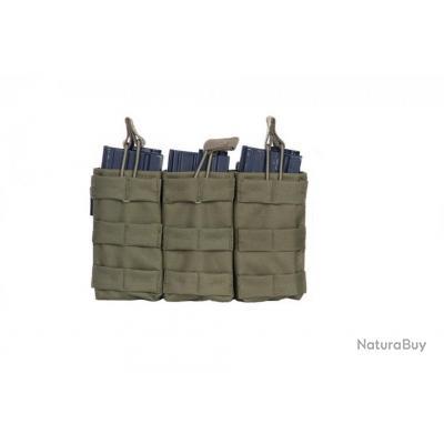 triple poche od chargeur m4/m16