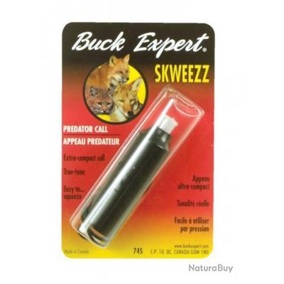 APPEAU PREDATOR SKWEEZZ SOURIS BLESSE Buck Expert
