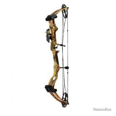 Arc de chasse / Loisir / Tir 50 à 75 livres à poulie - camouflage