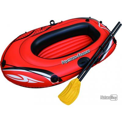 Pack bateau gonflable Bestway Hydro Force 155 cm