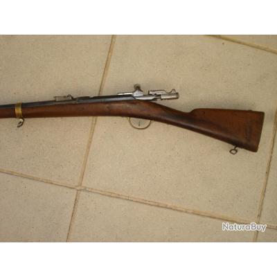 Carabine  Gendarme à pied  CHASSEPOT / GRAS  1866/74 M 80           BAISSE DE PRIX