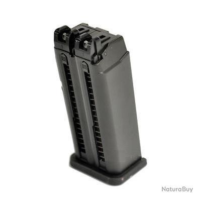 Chargeur Gaz G17 / G18 Dueller (WE)