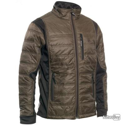 VESTE MATELASSE DEERHUNTER MUFLON ZIP-IN JACKET