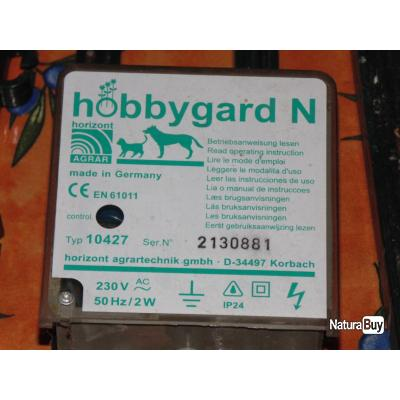 cloture electrique hobbygard