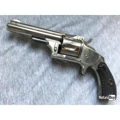 MERWIN HULBERT POCKET MODEL 2nd MODEL 38S&W