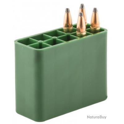 Boîte de rangement 10 munitions cal. 308Win au 9.3x74 Boîte Mégaline