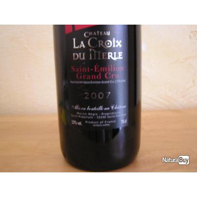 Saint Emilion Grand Cru 2007