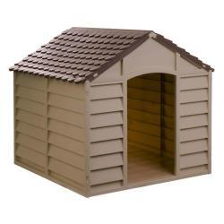 niche xxl en pvc abri chien geant cabane 13c niches 2724875