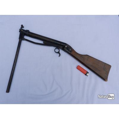 tres ancienne carabine a air comprime eureka pour collection carabines air comprim 3468076. Black Bedroom Furniture Sets. Home Design Ideas