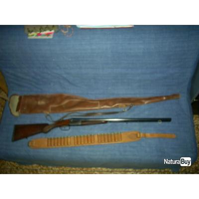 fusil de chasse cal 12