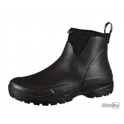 "Bottines SEELAND homme Rainy 6,5"" Black 42"