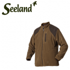 Veste polaire SEELAND homme Lussac Firn green S